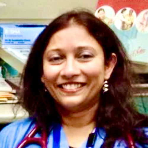Madhurita Bakshi, MD
