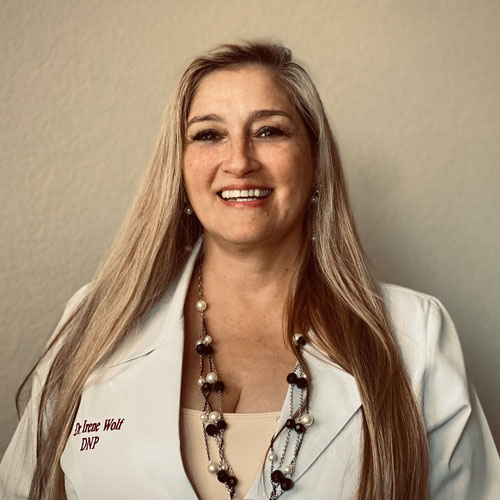 Irene Wolf, Nurse Practitioner
